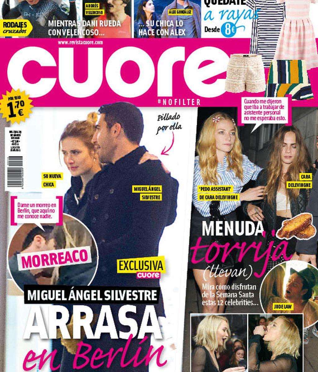 Revista Cuore, portada