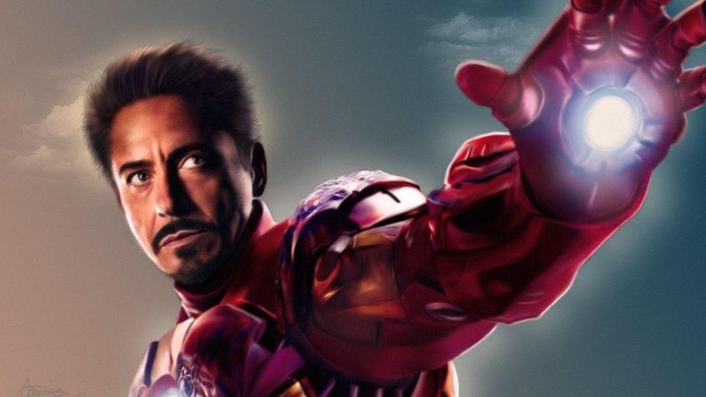 Blockbuster. Marvel