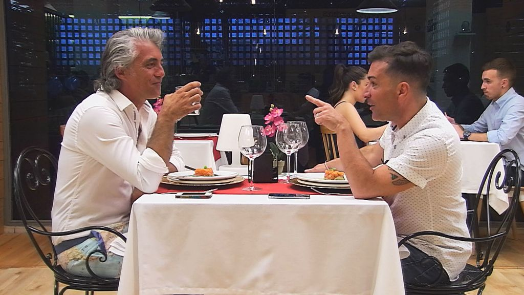First dates Cuatro