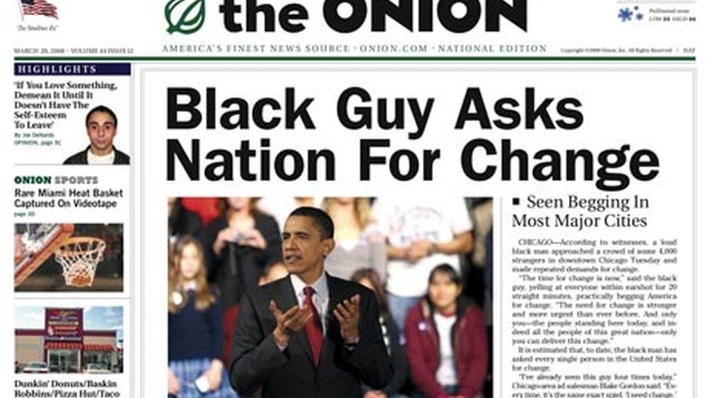 'The Onion' (Portada)