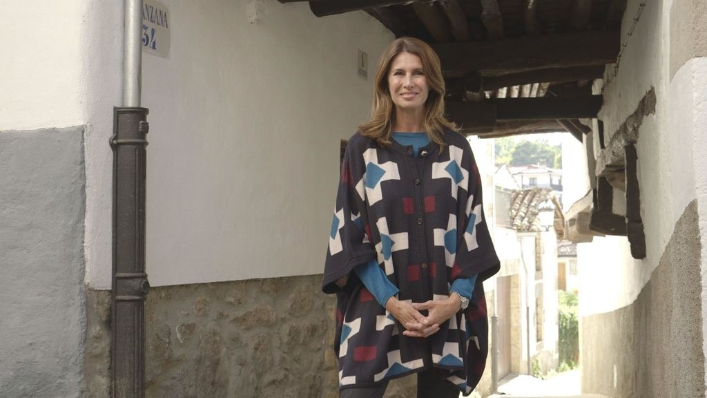 Ana García-Siñeriz en 'Luce tu pueblo'