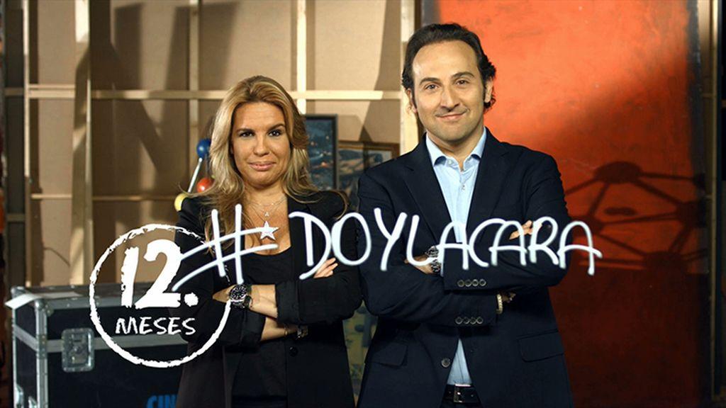 Iker y Carmen dan la cara: #DOYLACARA por que la igualdad no sea un misterio