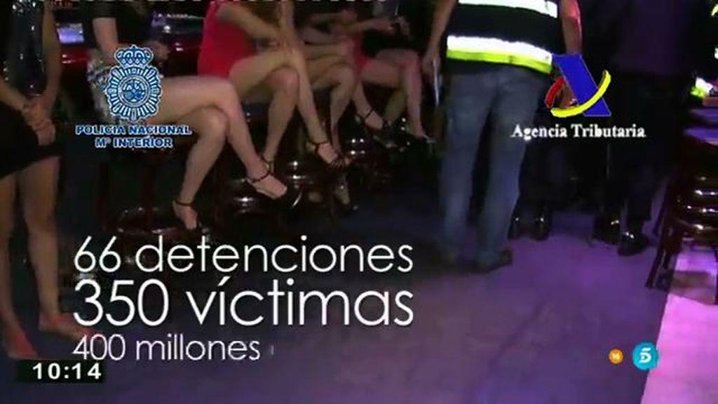 En el mundo hay más de 2 millones de esclavas sexuales. Los datos de la trata.