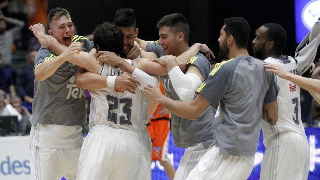 El triple de Llull se convierte en el vídeo más visto de la ACB en Internet