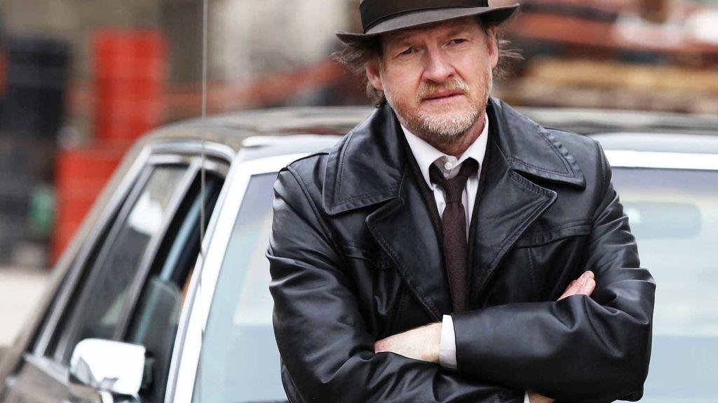 Donal Logue es el teniente Harvey Bullock en la serie 'Gotham', de FOX