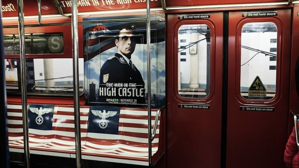 'Man in the high castle'