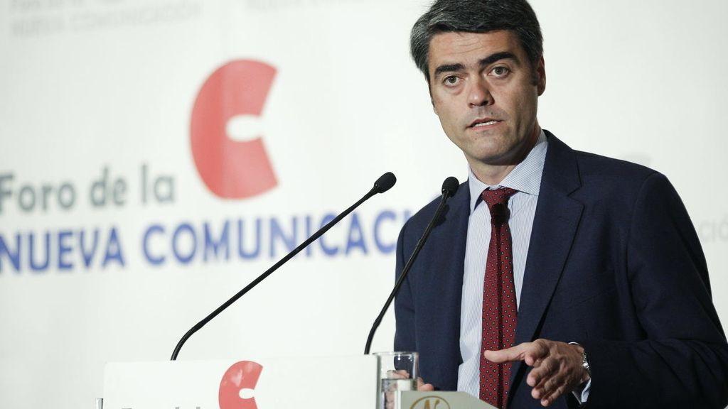 Luis Enríquez, Consejero Delegado de Vocento