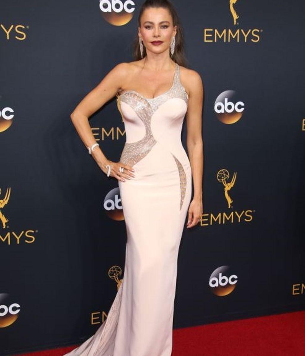 Sofía Vergara en los Emmy 2016