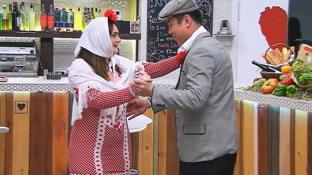 'Regiones de España' en 'First dates' - 29.04.17