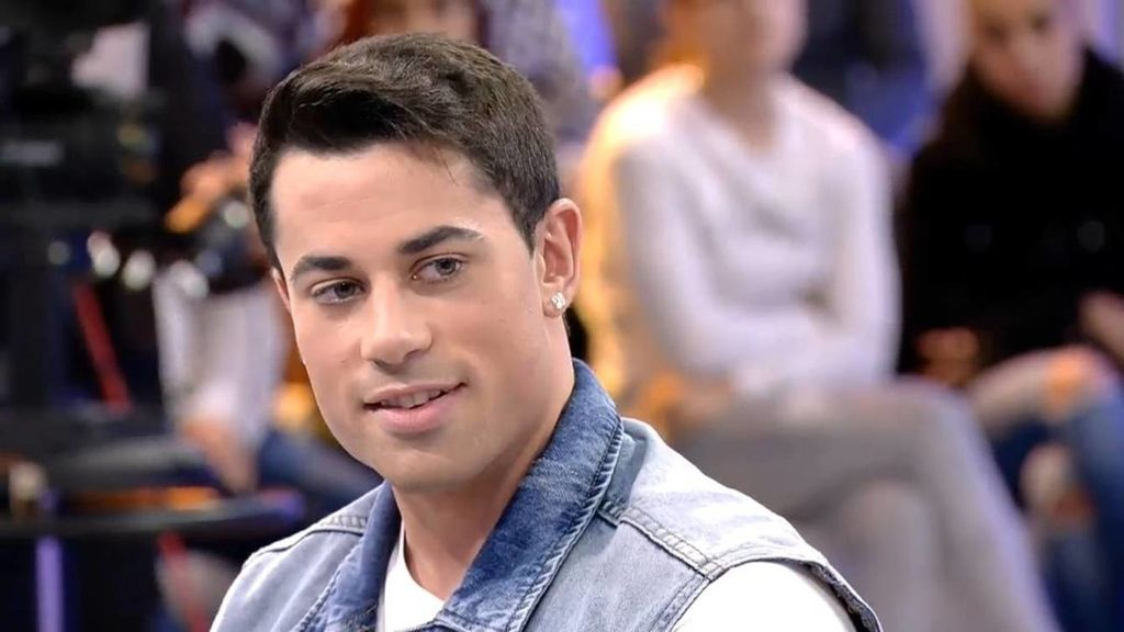 Diego, tronista de Myhyv.