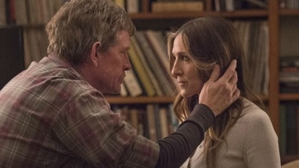 Sarah Jessica Parker se separa de Thomas Haden Church en 'Divorce'