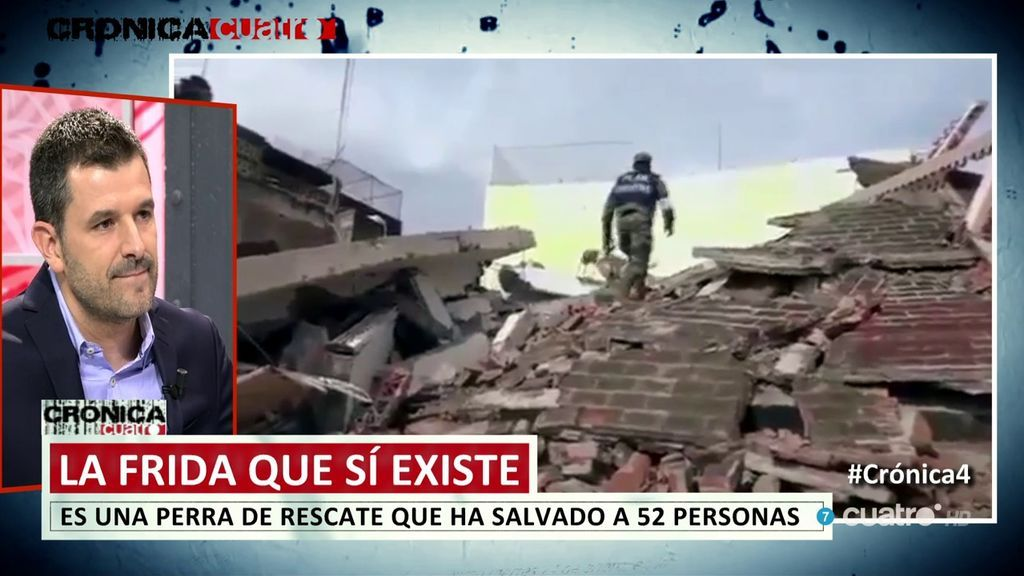 Frida, la esperanza de un país: la niña enterrada entre los escombros que nunca existió