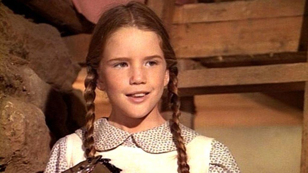 Melissa Gilbert en La casa de la pradera