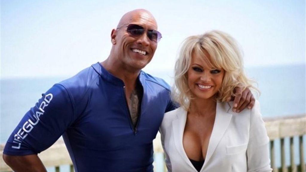 Pamela Anderson Vigilantes Playa