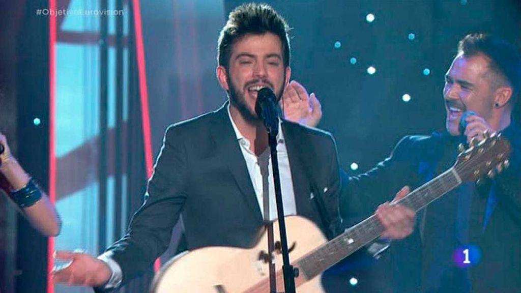 Salvador Beltrán, Eurovisión 2016