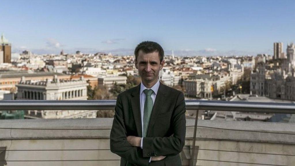 José Pablo López, director de Telemadrid
