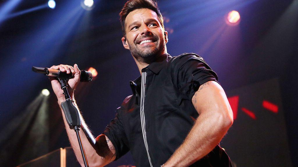 Ricky Martin, en 2017