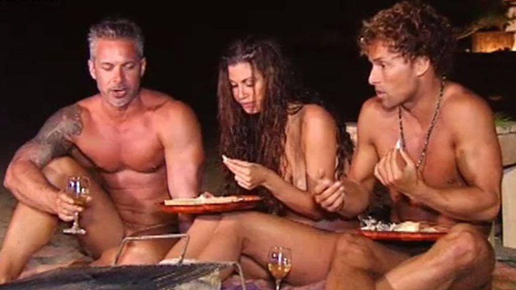 Un hippy, una chica que le 'cabrea' y un invitado sorpresa en 'Adán y Eva'