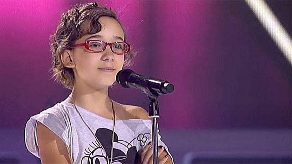 Iraila, 'La voz kids'