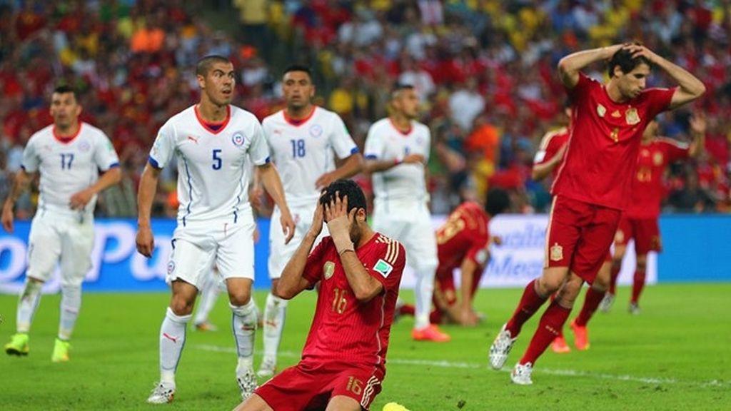 España-Chile