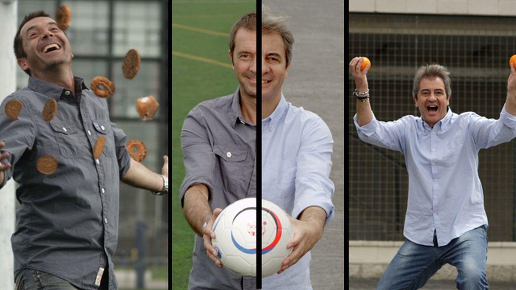 El balón solidario ya está aquí. ¡Entrenar con este balón, te convierte en campeón!