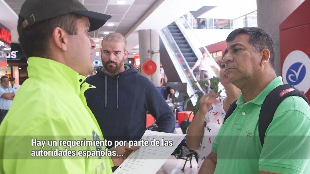 Los fugitivos más buscados por España en Colombia, 'En el punto de mira'