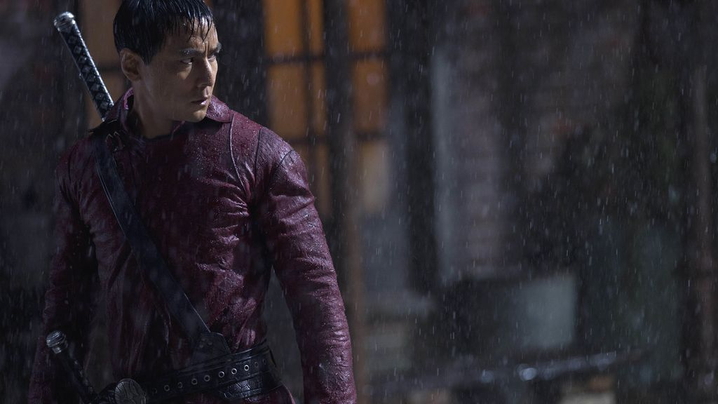 'Into the Badlands', puro cine de artes marciales en serie