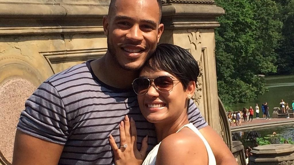 Trai Byers y Grace Gealey