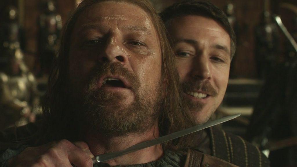 'Juego de tronos', imagen violenta