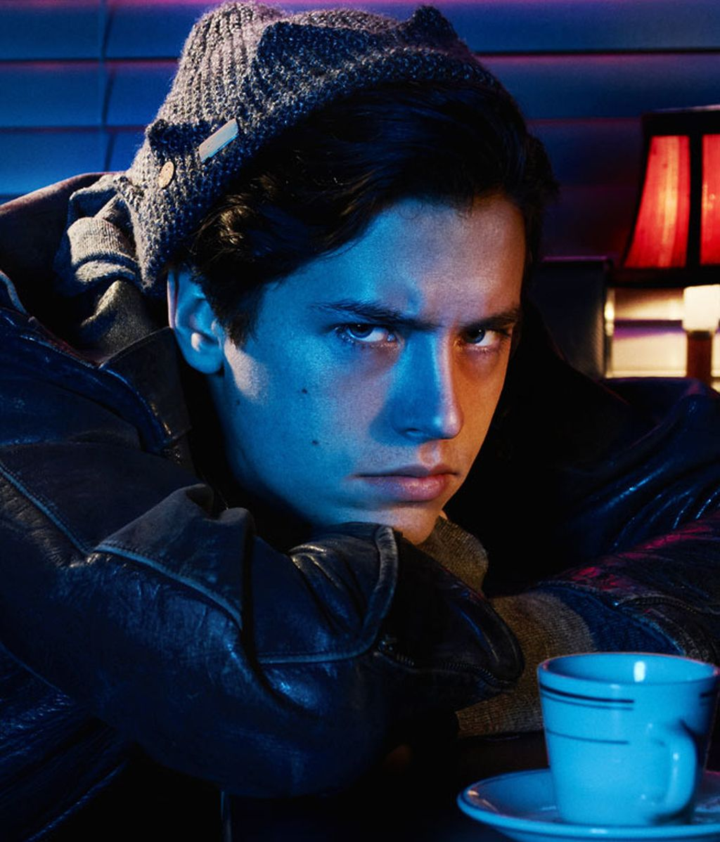 Cole Sprouse es Jughead Jones