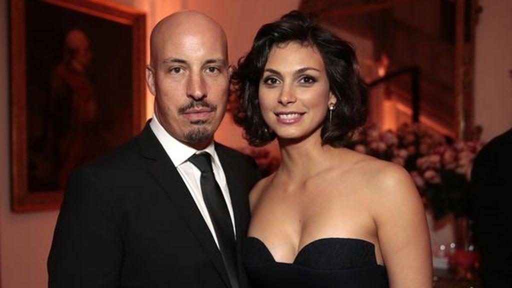 Morena Baccarin y su ex
