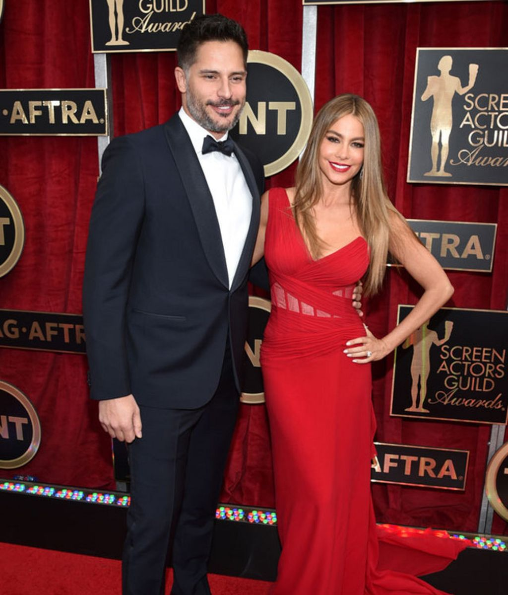 Joe Manganiello y Sofia Vergara