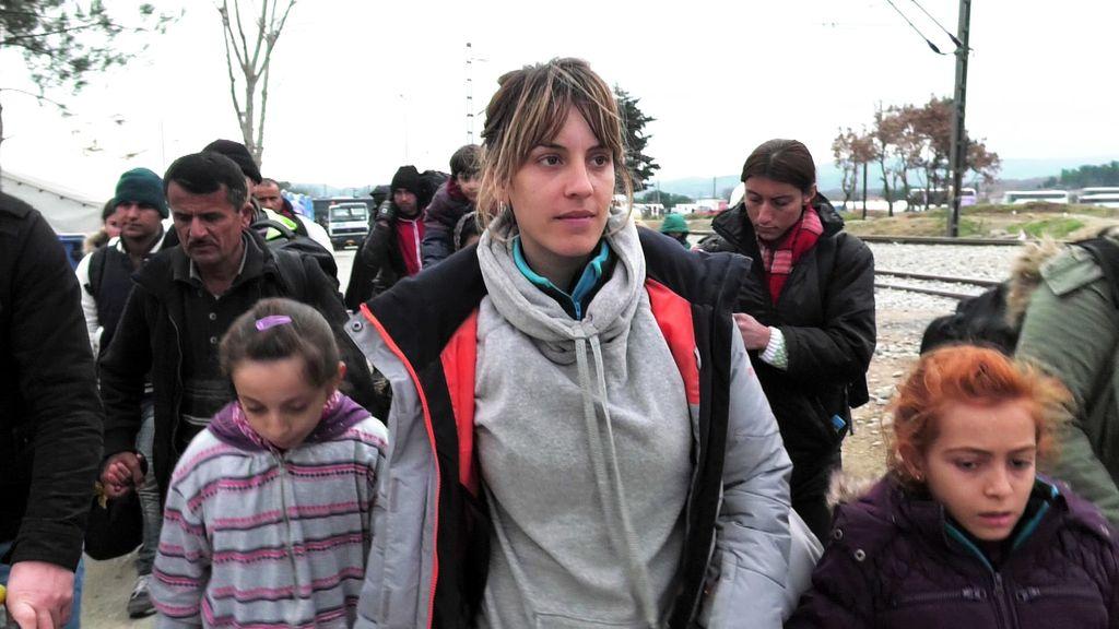 21 DIAS. De Lesbos a Colonia.