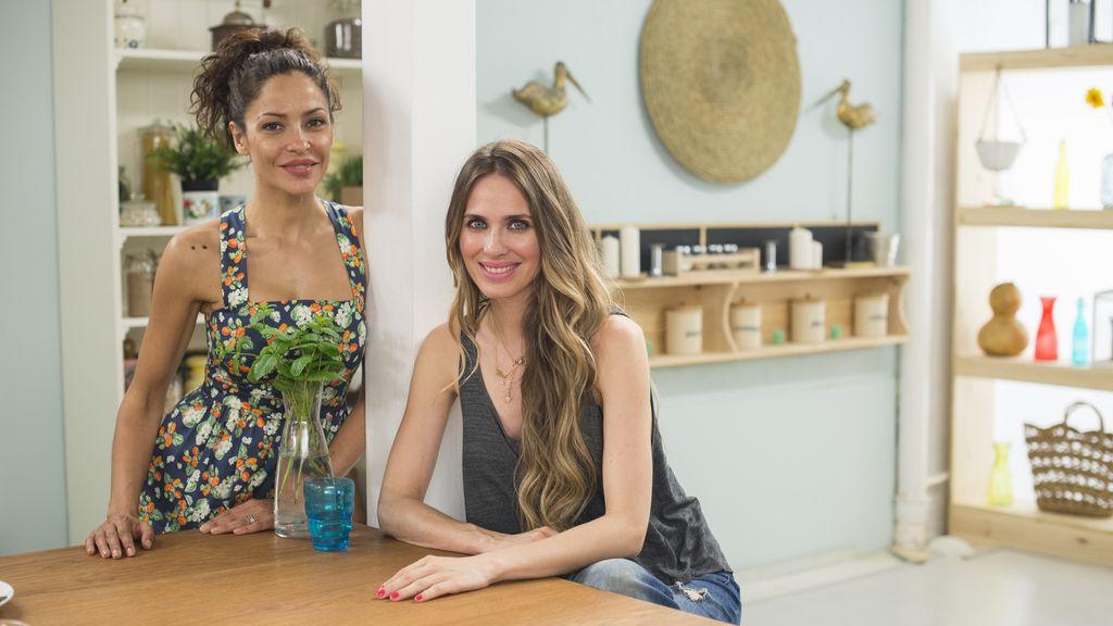 Yo sí que como. Fox life. Patricia Pérez y Vanessa Romero