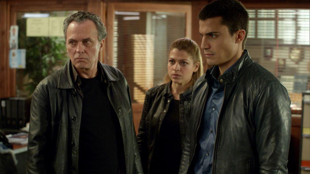 Morey descubre que los Reyes son objetivo de un ataque terrorista en Granada