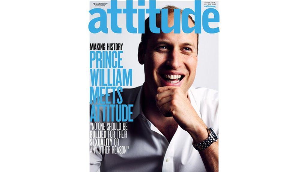 Portada príncipe Williams
