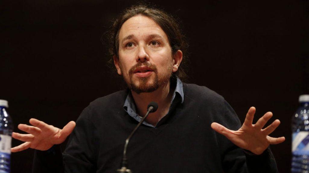 """Pablo Iglesias: """"Vamos a hacer que España se masturbe con nosotros"""""""