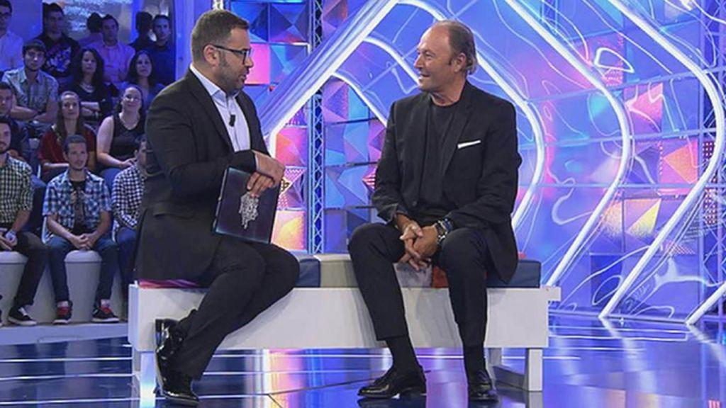 Jorge Javier Vázquez vuelve a 'Hay una cosa que te quiero decir'