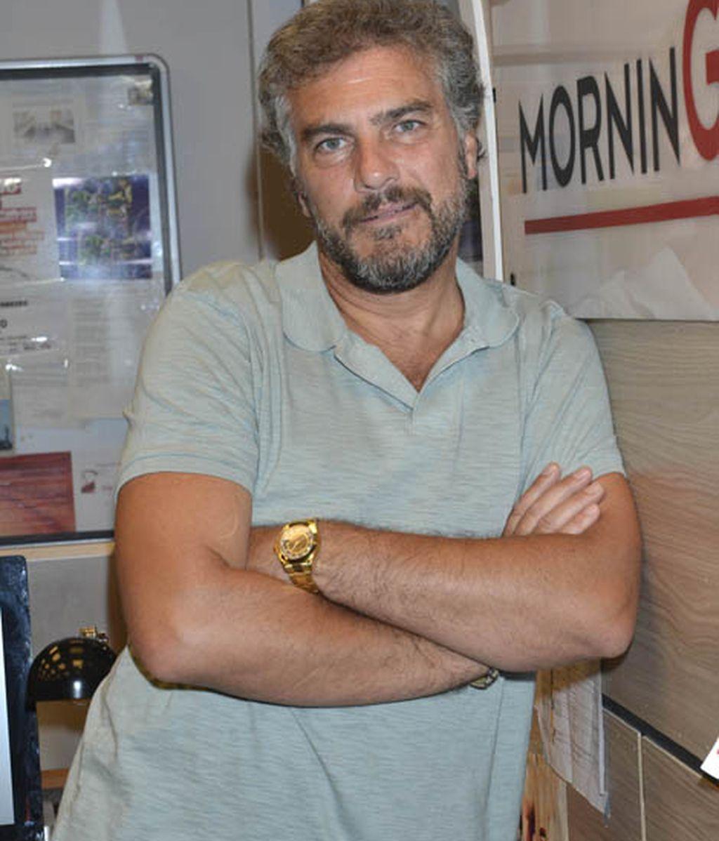Luis Fernando Alvés es Ángel González