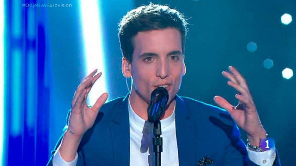 Xuso Jones, Eurovisión 2016