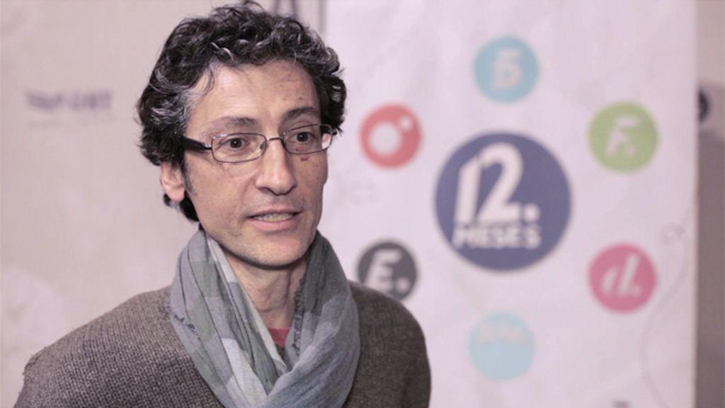 """Antonio Molero, director de 'La intérprete': """"La sociedad española es solidaria"""""""