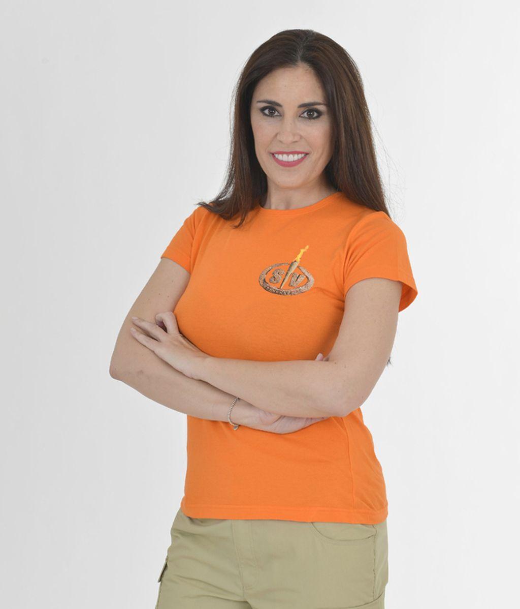 """Isabel Rábago, 40 años: """"Cuando tengo claro un objetivo lucho hasta el final. Estoy lista"""""""