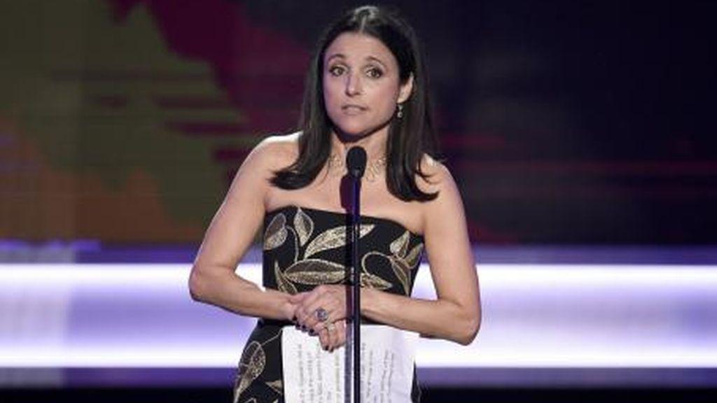 Julia Louis Dreyfus en los premios SAG