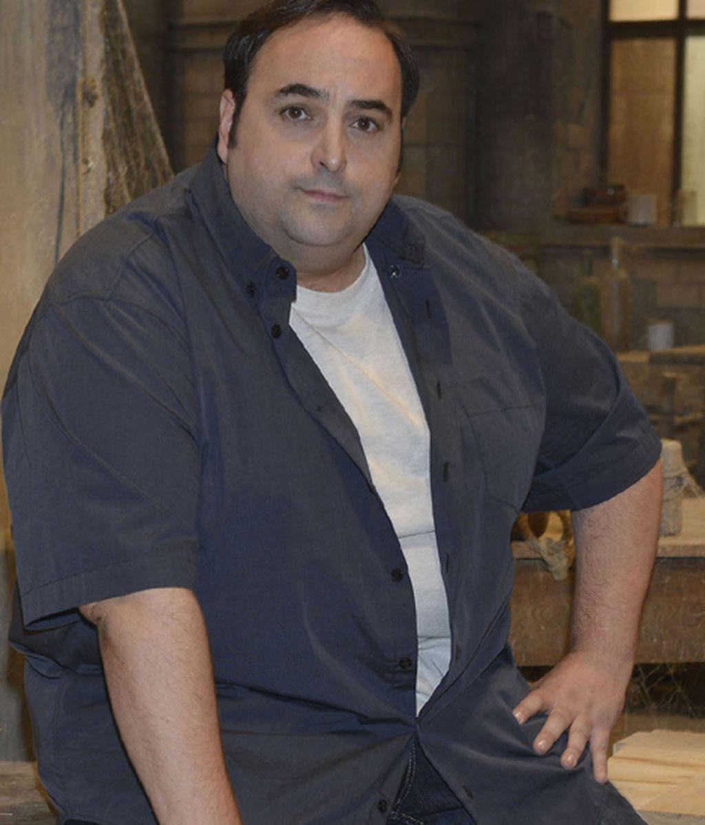Manuel Gancedo es Carlos