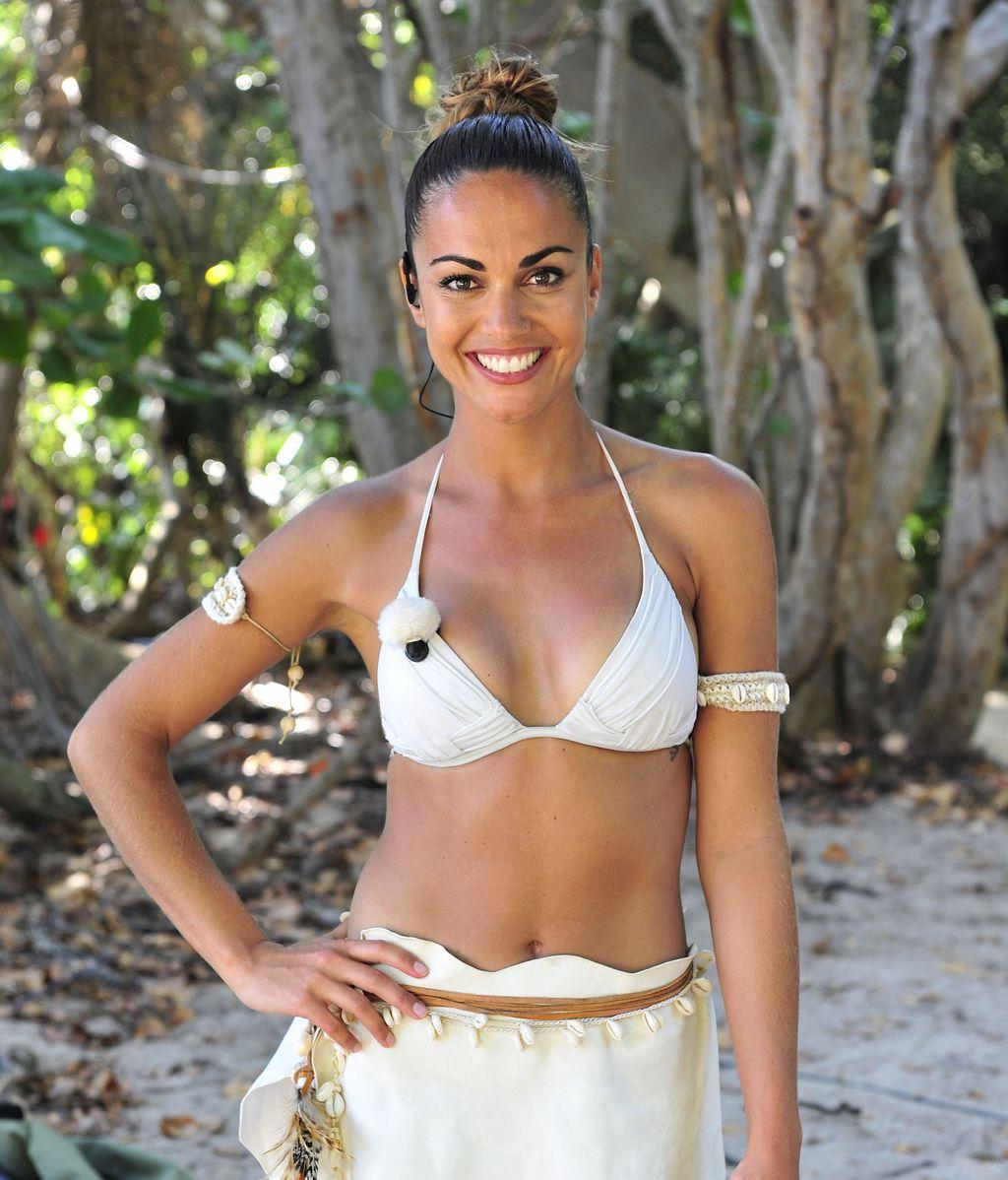 Lara Álvarez nos cuenta cómo entrena para lucir cuerpo en 'Supervivientes' y lo que no soporta