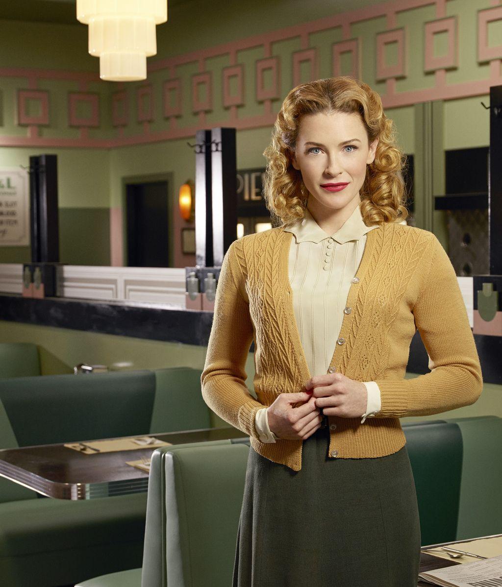 Wynn Everett es Whitney Frost en 'Agente Carter'