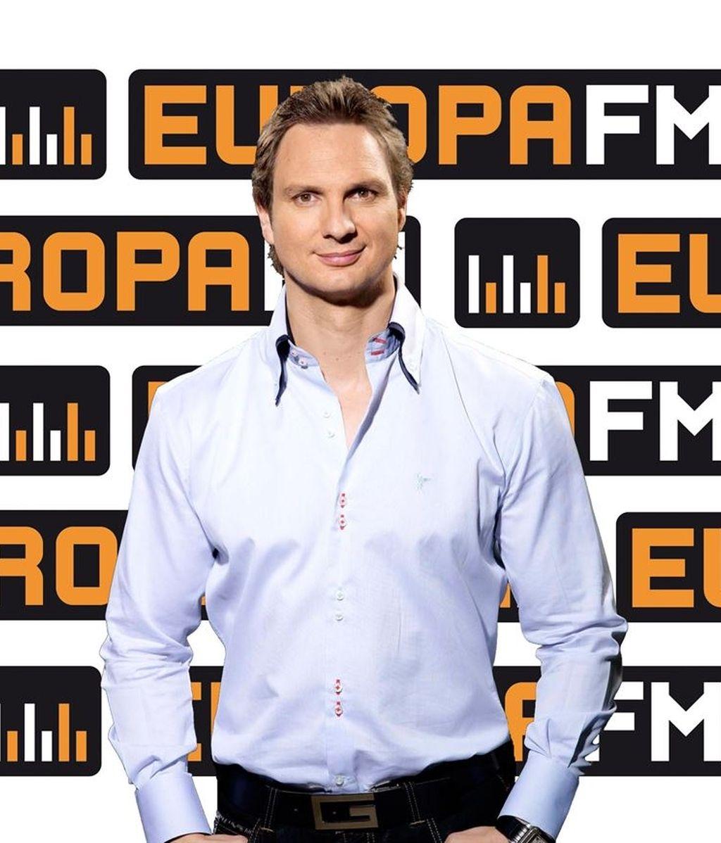 Javier Cárdenas en Europa FM