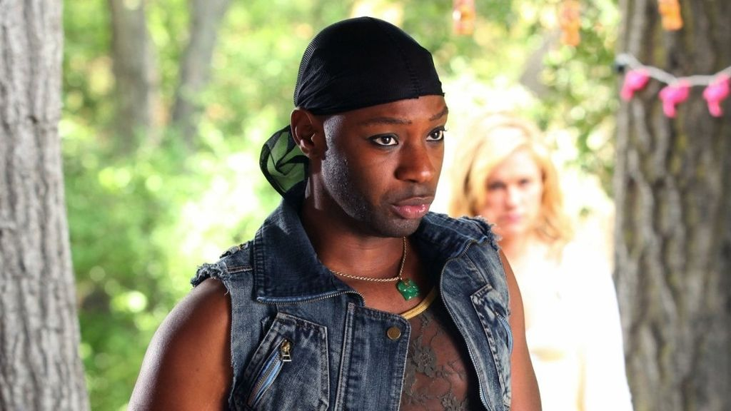 Nelsan Ellis, actor conocido por su papel de Lafayette en 'True blood'