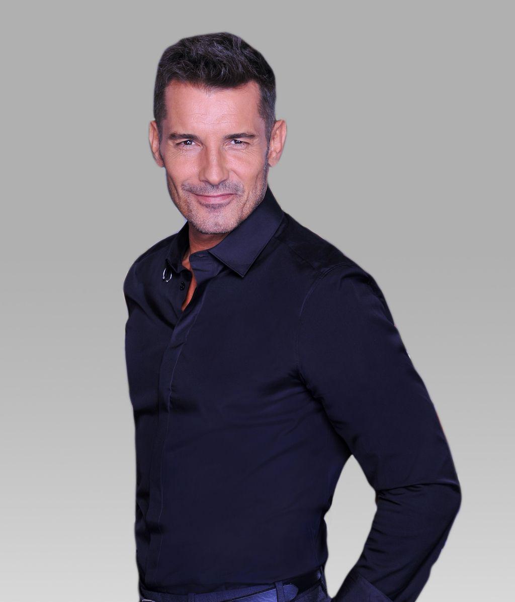 Jesús Vázquez, presentador de 'Me lo dices o me lo cantas', de Telecinco