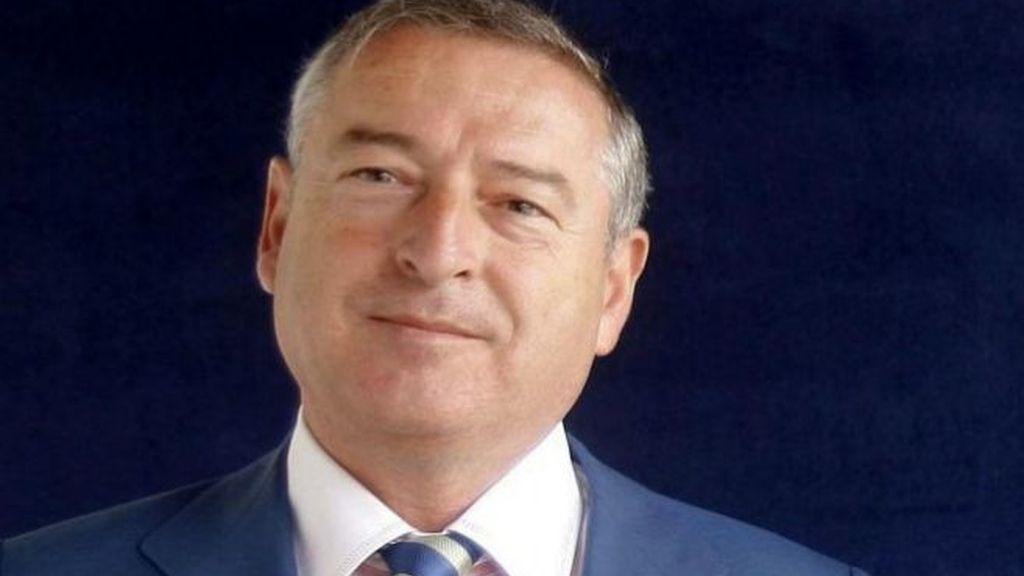 José Antonio Sánchez, director de Telemadrid